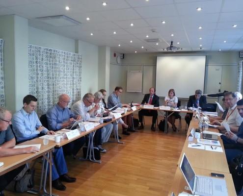 Şedinţă de Birou Executiv al Adunării Regiunilor Europene, 2013 2