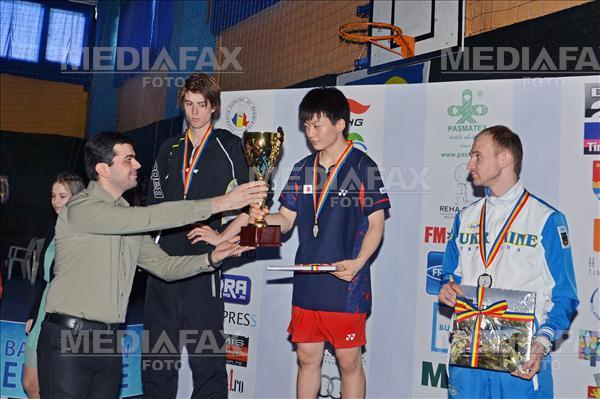 TURNEU INTERNATIONAL DE BADMINTON Timisoara, 2013