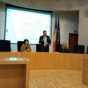 Întâlnire Cluster pentru Turism Banat la UVT, aprilie 2015 1