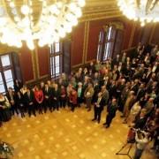 Participare la aniversarea Zilei Naționale a Austriei, octombrie 2012