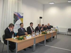 """Prima ediție a Târgului Regional de Inovare """"Innomatch"""" la Expo Arad Internațional 1"""