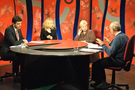 Emisiune TVR privind exploatarea gazelor de sist, 2013