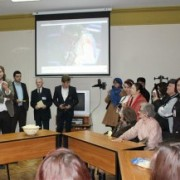 Redeschiderea sediului central al Bibliotecii Județene Timiș, ianuarie 2013 1