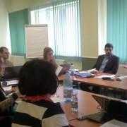 Workshop pe tema proiectelor programului România-Ungaria, Buziaș 2014 1