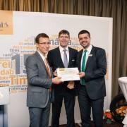 Aniversarea a 15 ani de la înființarea Continental Automotive România (Siemens VDO), iunie 2015