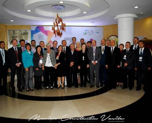 Al 4-lea Summit ARE al Regiunii Mării Negre, octombrie 2013