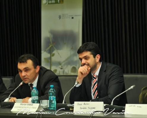 Lansarea lucrărilor pentru elaborarea Masterplanului Energetic, document strategic realizat în premieră națională, martie 2013