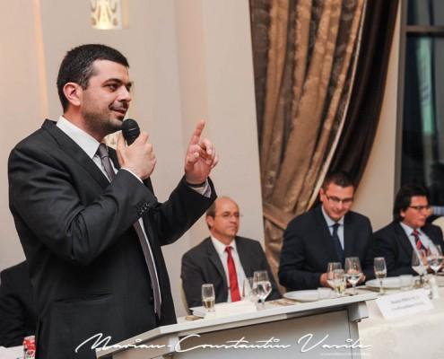 Seară festivă a Clubului Oamenilor de Afaceri Liberali din PNL Timiș, mai 2015