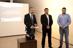 """Susținerea proiectului """"Muzeul Viu al Satului Bănăţean"""", realizat în cadrul Programului Transfrontalier România-Ungaria, octombrie 2013"""