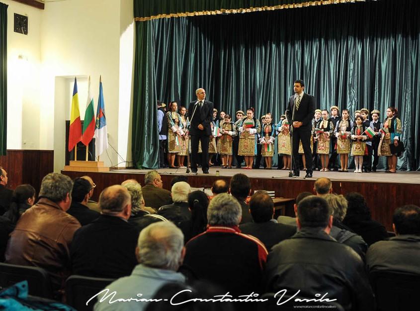 Aniversarea a 275 ani de la stabilirea bulgarilor în Banat, august 2013