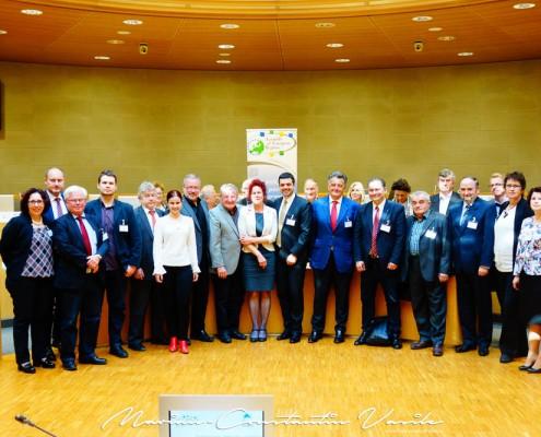 Ședința plenară a Comisiei Economice și de Dezvoltare Regională a Adunării Regiunilor Europene, Strasbourg, aprilie 2015