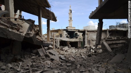 Rusia a efectuat raiduri aeriene asupra Siriei - Foto Getty Images